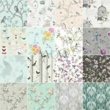 BEAUTIFUL BIRDS THEMED WALLPAPERS IN VARIOUS DESIGNS FEATURE WALL ROOM DECOR