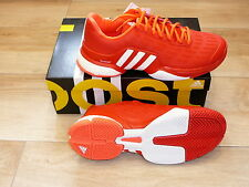 adidas Barricade 2016 Boost Rio Tennis Herren Limited Edition AC8751 rot/weiss
