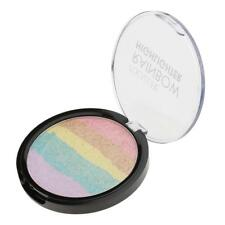 GLITTER SHIMMER Rainbow Face Brightener Maquillage Highlighter Sangle de