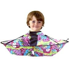 Kid Child Haircutting Trimming Cover Cloak Shampooing Tablier coupe-cheveux