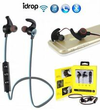 idrop AMW-810 Bluetooth Earphone Earbud Running In Ear Car Driver 4.0 Wireless S