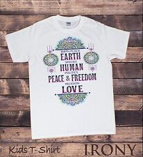 KDS888 Birth Place Earth, Species Human, Politics Peace & Freedom,Religion Love