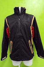 LOTUS F1 TEAM ISSUE CHAQUETA IMPERMEABLE impermeable CON CAPUCHA HOMBRES