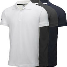 Helly Hansen Mens Crewline Quick Dry Active Short Sleeve Polo Shirt