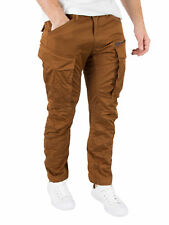 G-Star Men's Rovic 3D Tapered Cargos, Brown