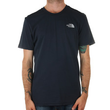 The North Face Simple Dome Tee - Urban Navy / High Rise Grey