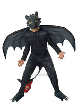 Kids How To Train Your Dragon Toothless Costume