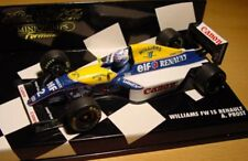 MINICHAMPS WILLIAMS RENAULT F1 model cars A Senna 1994 / A Prost WC 1993 1:43rd