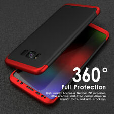 Luxury 3 IN 1 New Design Matte Finish Hybrid Case Cover For *Samsung Galaxy S8*