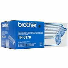 AUTENTICO BROTHER TN-3170 NERO STAMPANTE LASER CARTUCCIA del toner -