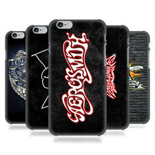 OFFICIAL AEROSMITH LOGOS HARD BACK CASE FOR APPLE iPHONE PHONES