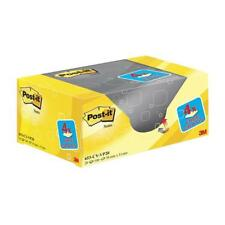 Post-It Canary Yellow Notes 76 x 76/127mm Value Pack (Pack 20)