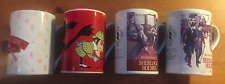The Adventures Of Sherlock Holmes Mugs - 4 Designs To Choose From - Brand New