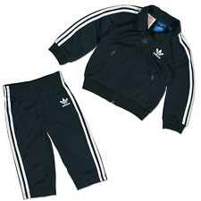 Adidas Originals FIREBIRD enfants Jogger survêtement sport veston bleu marine