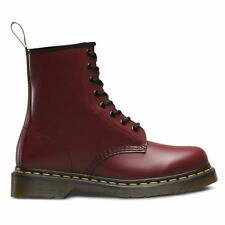 Dr.Martens 1460 8 Eyelet Smooth Cherry Womens - Mens Boots