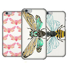 OFFICIAL CAT COQUILLETTE INSECTS 2 HARD BACK CASE FOR APPLE iPHONE PHONES