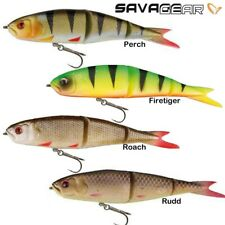 Savage Gear Soft 4Play Swim & Jerk Ready to Fish Lures 9.5cm and 13cm