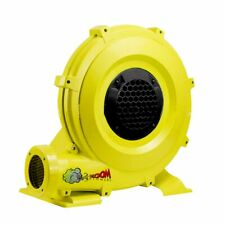Zoom 0.5 Hp Motor Bounce House Air Blower Pump Fan Commercial Grade 4.5 Amp