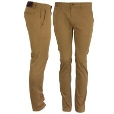 BOSS ORANGE PANTALONES CHINOS Ajustado Marrón schino SLIM1 50248964 219