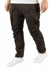G-Star Hombre Rovic Tapered Zip 3D Cargos, Marrón