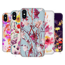 OFFICIAL GIULIO ROSSI FLORAL COLLECTION HARD BACK CASE FOR APPLE iPHONE PHONES