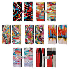GIULIO ROSSI STROKES COLLECTION LEATHER BOOK CASE FOR APPLE iPOD TOUCH MP3