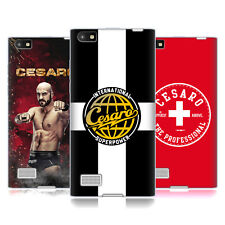 UFFICIALE WWE CESARO COVER MORBIDA IN GEL PER BLACKBERRY TELEFONI