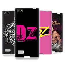 UFFICIALE WWE DOLPH ZIGGLER COVER MORBIDA IN GEL PER BLACKBERRY TELEFONI