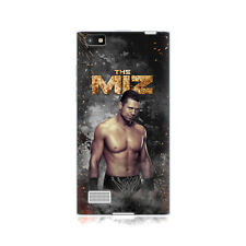 UFFICIALE WWE THE MIZ COVER MORBIDA IN GEL PER BLACKBERRY TELEFONI
