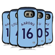 NEWCASTLE UNITED FC NUFC 2017/18 AWAY KIT 2 CASE IBRIDA PER SAMSUNG TELEFONI
