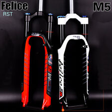 26/27.5inch Bike Fork MTB Mountain Bicycle Light Weight Air Suspension Forks NEW