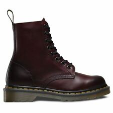 Dr.Martens Pascal 8-Eyelet Cherry Womens - Mens Boots