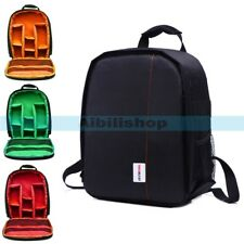 YINGNUOST Y74 DSLR Camera Carry Bag Waterproof Backpack For Canon Nikon Sony【UK】