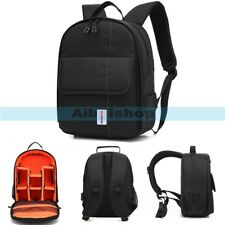 YINGNUOST Y51 DSLR Camera Carry Bag Waterproof Backpack For Canon Nikon Sony【UK】