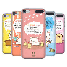 HEAD CASE DESIGNS CHARLIE THE CAT'S DIARY BACK CASE FOR APPLE iPOD TOUCH MP3