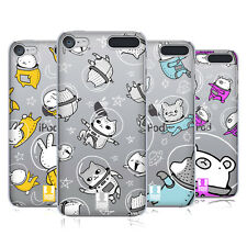 HEAD CASE DESIGNS SPACE ANIMALS HARD BACK CASE FOR APPLE iPOD TOUCH MP3
