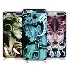 HEAD CASE DESIGNS SKULL MAIDEN HARD BACK CASE FOR APPLE iPOD TOUCH MP3
