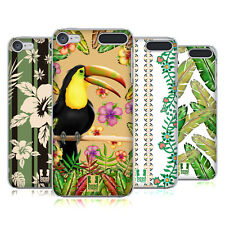 HEAD CASE DESIGNS TROPICAL VIBES HARD BACK CASE FOR APPLE iPOD TOUCH MP3
