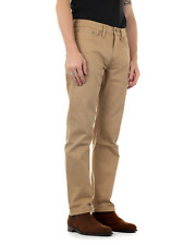 Levis 514 Relaxed Straight Mens Lightweight Jeans - Earth Khaki