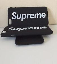 Details about  SUPREME PHONE CASE COVER For iPhone 6 6s - Red/Black