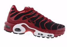 Nike Air Max Plus Tn Tuned 1 Rough Red Black Chile Red Mens Trainers 852630 601
