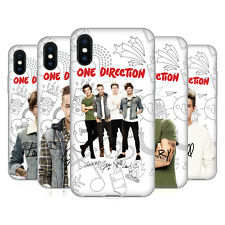 OFFICIAL ONE DIRECTION 1D FAN POSTERS SOFT GEL CASE FOR APPLE iPHONE PHONES