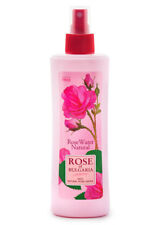 "ACQUA DI ROSA NATURALE SPRAY ""ROSE OF BULGARIA"" ROSE WATER 230ml - BIO FRESH"