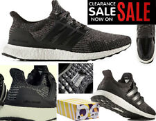ADIDAS ULTRA BOOST BLACK GREY WHT 3.0 Trainers shoes 2017 NEW sizes 7 8 9 10 11