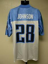 NFL Chris Johnson Tennessee Titans Maillot Football Américain