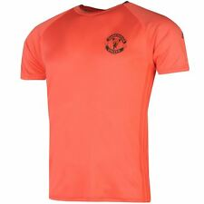 adidas Manchester United Training Jersey Mens Red Football Soccer T-Shirt Shirt