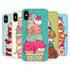 HEAD CASE DESIGNS GARNITURES ANIMALES ÉTUI COQUE D'ARRIÈRE POUR APPLE iPHONE X