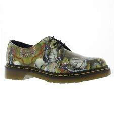 Dr.Martens 1461 3-Eyelet George and Dragon Backhand Multi Womens Shoes