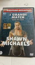 WWE WRESTLING DVD SHAWN MICHAELS MEGASTARS 6 REGION PAL