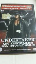WWE WRESTLING DVD I MATCH UNDERTAKER MEGASTARS HITS 2 REGION PAL